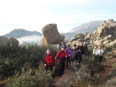 Senderismo en Sierra de Guadarrama media jornada