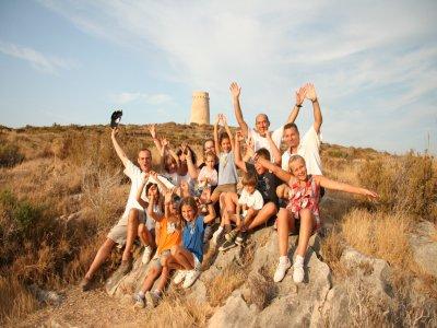 Senderismo infantil y familiar en Guadarrama