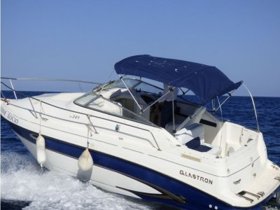 Motorboat Rental for 4 Hours in Almería