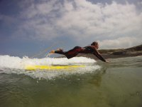 1-week Surf camp Ajo beach Cantabria