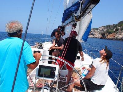Scuola di vela a Ibiza e Formentera. 6 giorni
