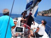 Escuela de vela en Ibiza y Formentera. 6 días.