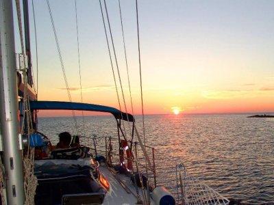 航行路线Altea-Ibiza-Formentera-Altea 1周