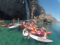 kayaks en burriana beach