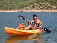 Canoeing for all ages