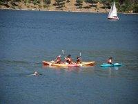 Guided canoe trips