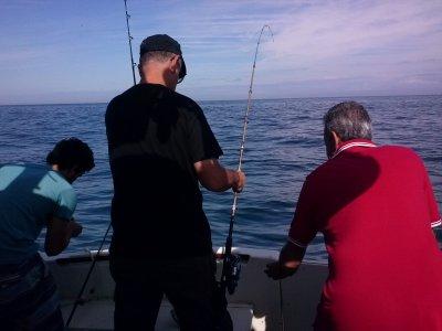 钓鱼之旅奥里奥码头 3小时