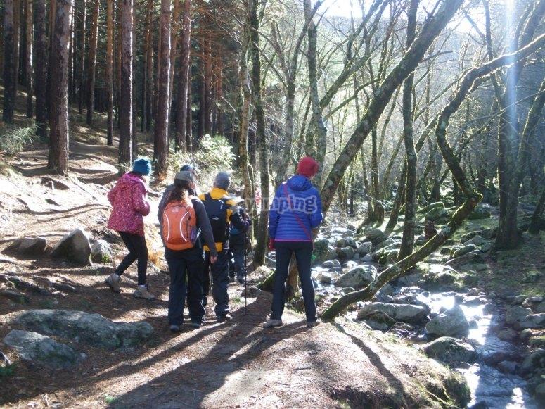 Escursioni attraverso l'ambiente naturale