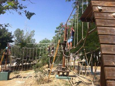 Campamento Multiaventura en Guadalajara, 8 días