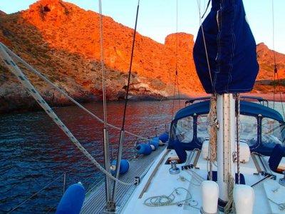 帆船租赁,La Manga,8小时,旺季