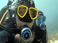 Buceo en aguas de Gibraltar