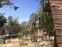 Parque de obstaculos
