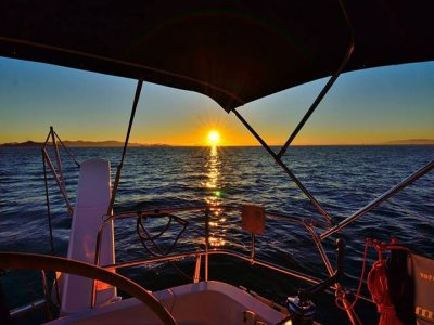 乘船游览,Mar Menor或地中海,8小时