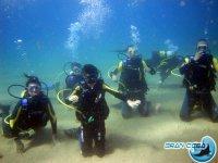 Preparados para la aventura submarina