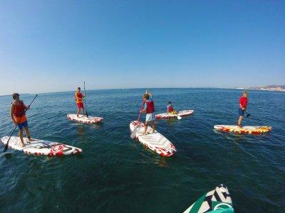 Alquiler de material de Paddle Surf en Mallorca