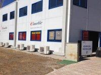Edificio del centro de entrenamiento