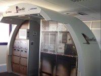 Simulador aeronáutico
