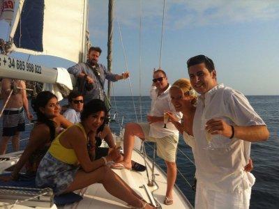 日落游船Marina del Este 3小时