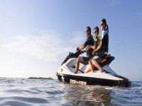 Circuito de motos acuáticas, 20 min, Bassa Beach