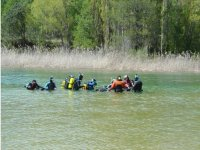 Diving immersion in Natural Park of Alto Tajo