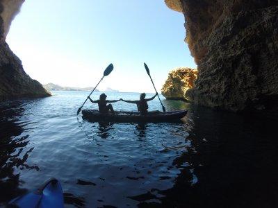Kayak, PaddleSurf and Snorkel, Ibiza