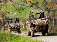 Buggys en ruta por los caminos de Ríotorto