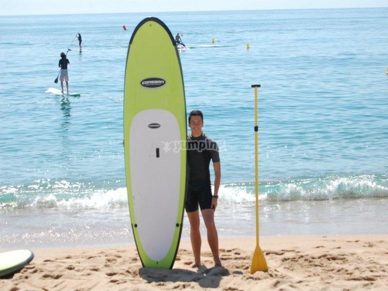 Paddel Surf Barcelona