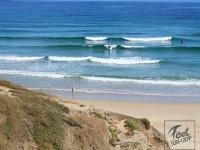 Playas para surfear en Baldaio