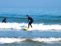 Surfcamps para menores