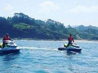 Excursión de moto de agua