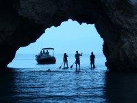 Stand Up Paddle Surf Rental in L'Estartit - 1h