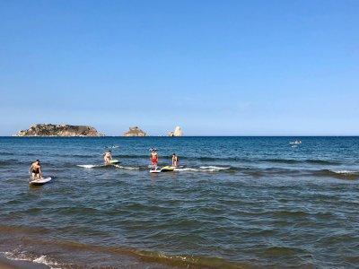 10小时出租Paddle Surf,L'Estartit