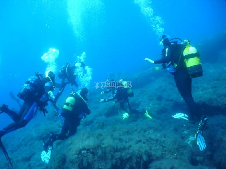 Open Water Ibiza