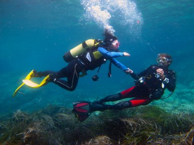 PADI Advanced Open Water Diver en Ibiza