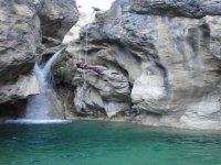 canyoning Marbella, Ronda, Rio Verde, Granada