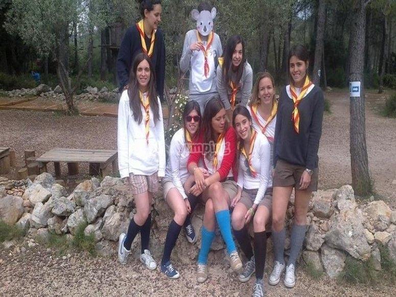 ganadores gymkana