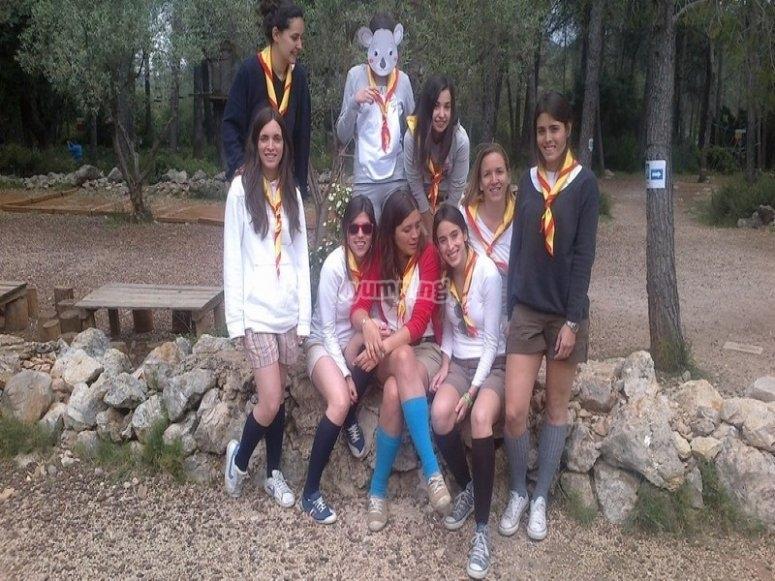 Gymkhana winners