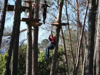 Multi-adventure day for adults in Parcent