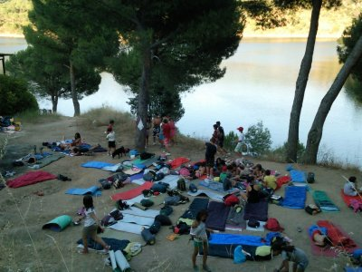 Campamentos San Martín Valdeiglesias 5 días junio