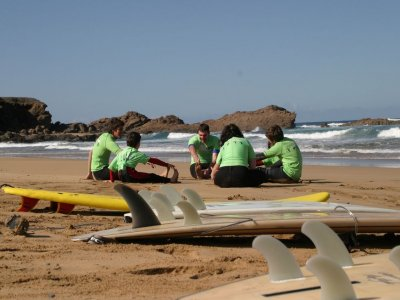 Line Up Fuerteventura Surf