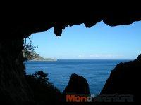 Cueva del litoral mallorquin