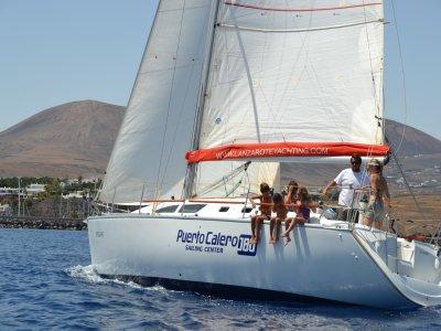 Crucero a vela desde Puerto Calero 4 horas