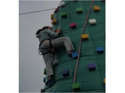 Climbing wall Lesson, 2 hours