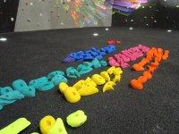 颜色Presas Presas为爬墙攀登