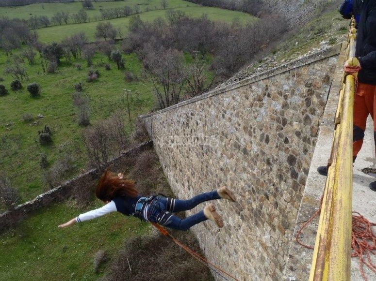 Salta con decisione