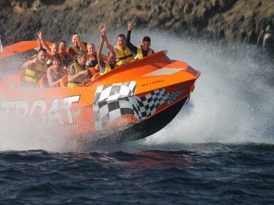 Jet Boat Puerto del Carmen 20分钟