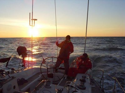 Paseo en velero desde Vigo, 8 horas