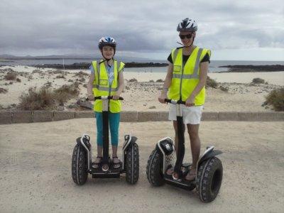 Segway代步车之旅,海滩海滩,15分钟