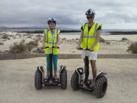 Tour segway, playas de las playas, 15 minutos