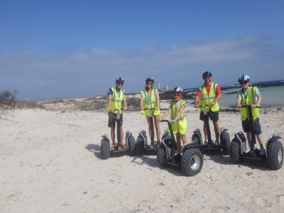 Paseo en segway playas + faro Fuerteventura 1 h